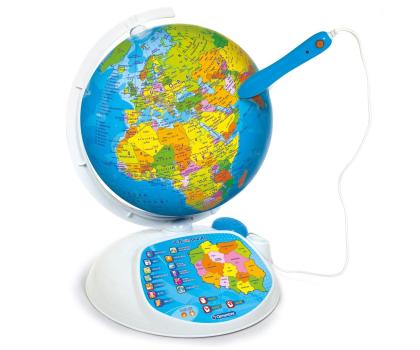 Clementoni Interaktywny EduGlobus Poznaj świat-264734 - Zdjęcie 4
