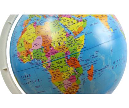Clementoni Interaktywny EduGlobus Poznaj świat-392986 - Zdjęcie 4
