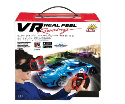 Cobi VR 3D Real Feel Gogle Kierownica-388186 - Zdjęcie 1