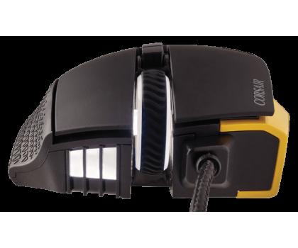 Corsair Scimitar (RGB, czarno-żółta)-321291 - Zdjęcie 6