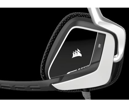 Corsair VOID RGB USB Dolby 7.1 Gaming Headset (białe) -321356 - Zdjęcie 4