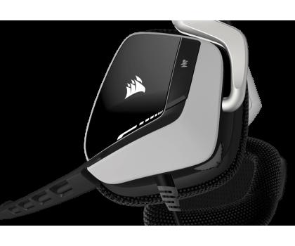Corsair VOID RGB USB Dolby 7.1 Gaming Headset (białe) -321356 - Zdjęcie 3