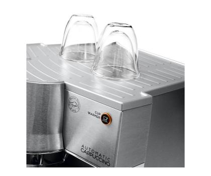 DeLonghi EC860.M stalowy 1450W ciśnieniowy kolbowy-320689 - Zdjęcie 4