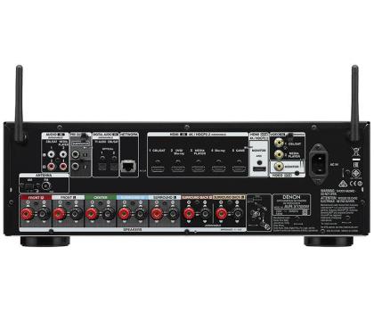 Denon AVR-X1300W Cinematic black-324935 - Zdjęcie 5