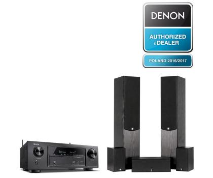 Denon AVR-X1300W Cinematic black-324935 - Zdjęcie 1