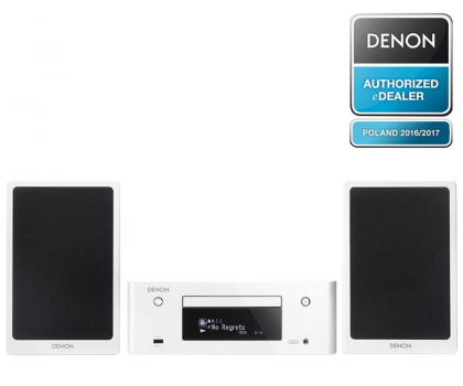 Denon CEOL N9 White-294288 - Zdjęcie 1