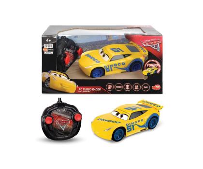 Dickie Toys Disney Cars 3 RC Cruz Ramirez-350411 - Zdjęcie 1