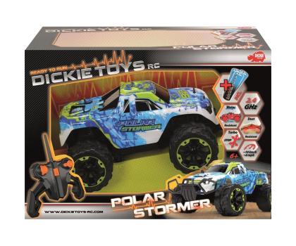 Dickie Toys Samochód Terenowy Polar Stromer-407681 - Zdjęcie 3