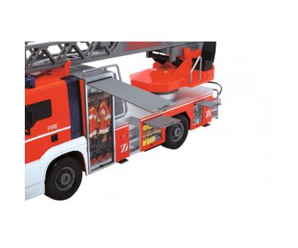 Dickie Toys SOS Straż pożarna Fire Patrol-407853 - Zdjęcie 2