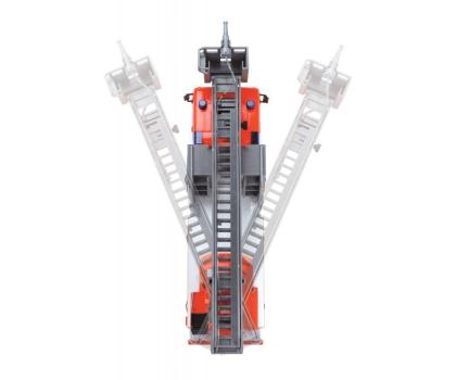 Dickie Toys SOS Straż pożarna Fire Patrol-407853 - Zdjęcie 3