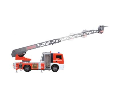 Dickie Toys SOS Straż pożarna Fire Patrol-407853 - Zdjęcie 4