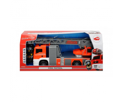 Dickie Toys SOS Straż pożarna Fire Patrol-407853 - Zdjęcie 6