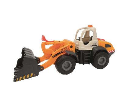 Dickie Toys Spychacz 35 cm-410783 - Zdjęcie 1