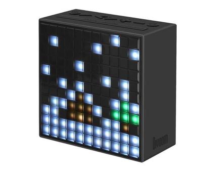 Divoom TimeBox czarny-408799 - Zdjęcie 1