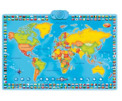 Dumel Discovery Interaktywna Mapa Świata 60853-305724 - Zdjęcie 2