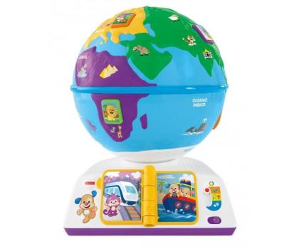 Fisher Price Edukacyjny Globus Odkrywcy-326694 - Zdjęcie 2