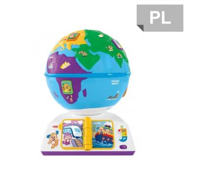 Fisher Price Edukacyjny Globus Odkrywcy-326694 - Zdjęcie 1