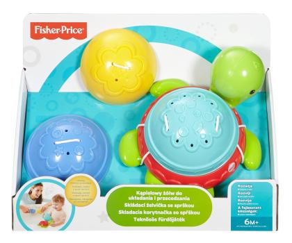 Fisher-Price Kąpielowy żółwik-344402 - Zdjęcie 4