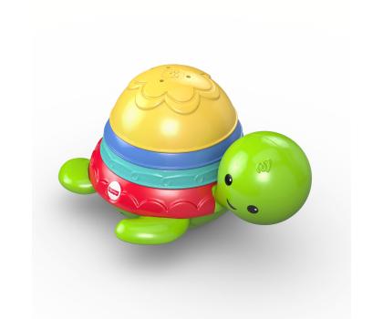 Fisher-Price Kąpielowy żółwik-344402 - Zdjęcie 2