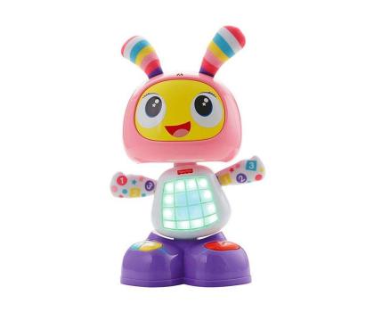 Fisher Price Robot Bella - Tańcz i śpiewaj ze mną!-383250 - Zdjęcie 1