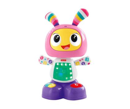 Fisher Price Robot Bella - Tańcz i śpiewaj ze mną!-383250 - Zdjęcie 2