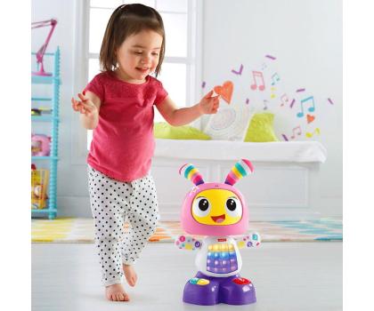 Fisher Price Robot Bella - Tańcz i śpiewaj ze mną!-383250 - Zdjęcie 3