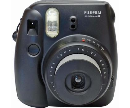 Fujifilm Instax Mini 8 czarny-256192 - Zdjęcie 2