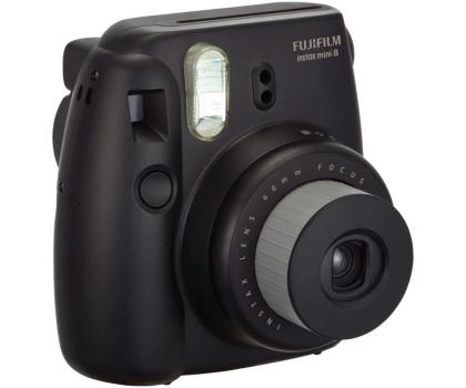 Fujifilm Instax Mini 8 czarny-256192 - Zdjęcie 1