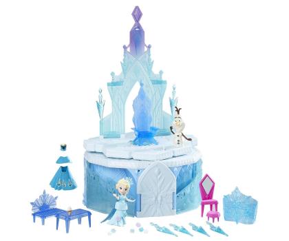 Hasbro Disney Frozen Magiczny Zamek Elsy-368881 - Zdjęcie 2