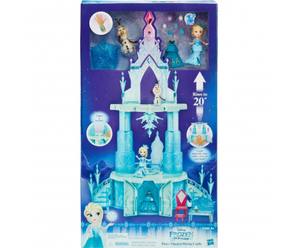 Hasbro Disney Frozen Magiczny Zamek Elsy-368881 - Zdjęcie 6