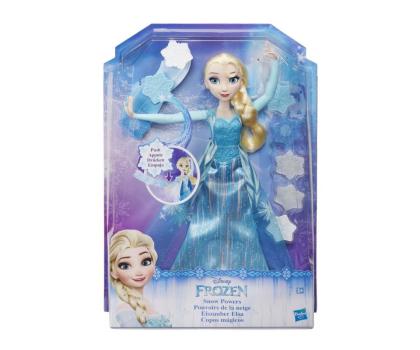 Hasbro Disney Frozen Mroźna Elsa-356931 - Zdjęcie 4