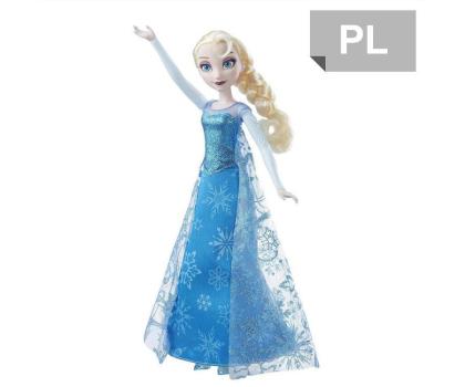 Hasbro Disney Frozen Rozświetlona Śpiewająca Elsa-327931 - Zdjęcie 1