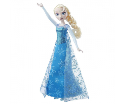 Hasbro Disney Frozen Rozświetlona Śpiewająca Elsa-327931 - Zdjęcie 2