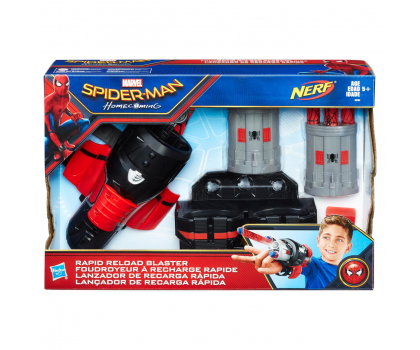Hasbro Disney Spiderman Wyrzutnia Sieci -369379 - Zdjęcie 6