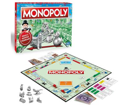 Hasbro Monopoly Classic-372022 - Zdjęcie 3