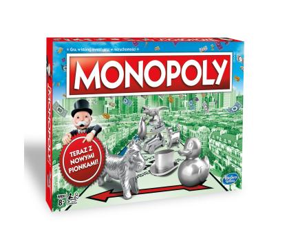 Hasbro Monopoly Classic-372022 - Zdjęcie 2