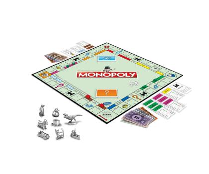 Hasbro Monopoly Classic-372022 - Zdjęcie 4
