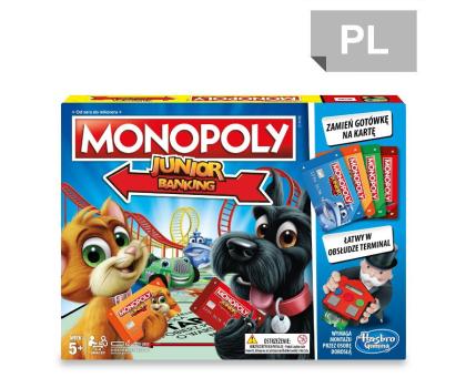 Hasbro Monopoly Junior Electronic Banking-398583 - Zdjęcie 1