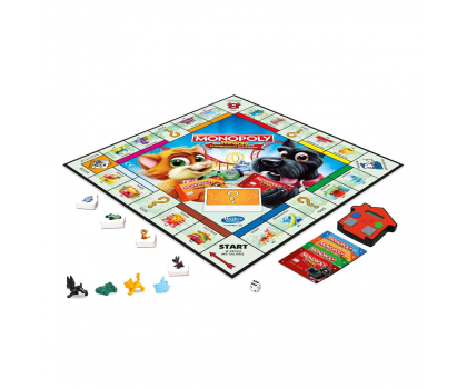Hasbro Monopoly Junior Electronic Banking-398583 - Zdjęcie 2