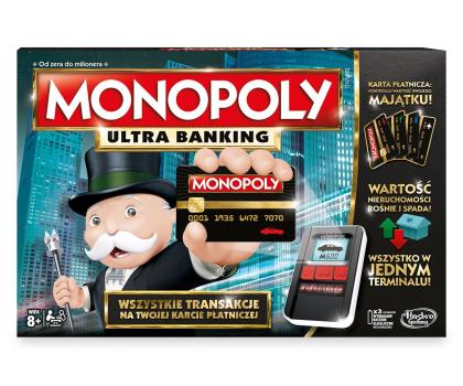 Hasbro Monopoly Ultra Banking-325295 - Zdjęcie 2
