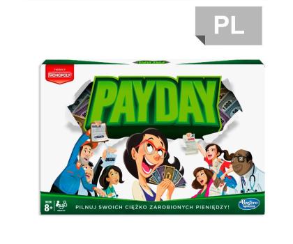 Hasbro Payday-398581 - Zdjęcie 1