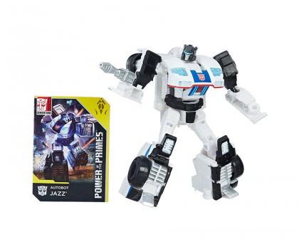 Hasbro Transformers Prime Wars Deluxe Autobot Jazz -399195 - Zdjęcie 1