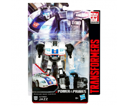 Hasbro Transformers Prime Wars Deluxe Autobot Jazz -399195 - Zdjęcie 4