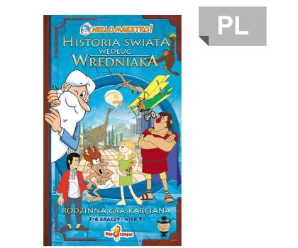 Hippocampus Historia świata według Wredniaka-328130 - Zdjęcie 1