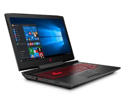 HP OMEN i5-7300HQ/8GB/1TB+128SSD/Win10 GTX1050-375348 - Zdjęcie 4
