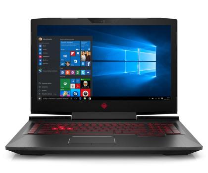 HP OMEN i5-7300HQ/8GB/1TB+128SSD/Win10 GTX1050-375348 - Zdjęcie 3
