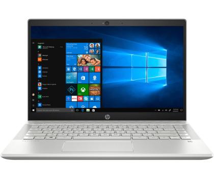 HP Pavilion 14 i5-8250U/8GB/256PCIe/W10/IPS Silver-446884 - Zdjęcie 2