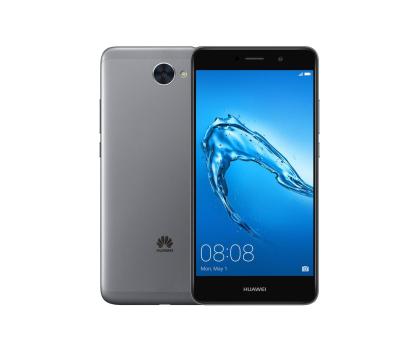 Huawei Y7 Dual SIM szary-369559 - Zdjęcie 1