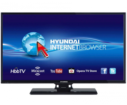 Hyundai FL40211 Smart FullHD 100Hz 2xHDMI USB DVB-T/C-216898 - Zdjęcie 1