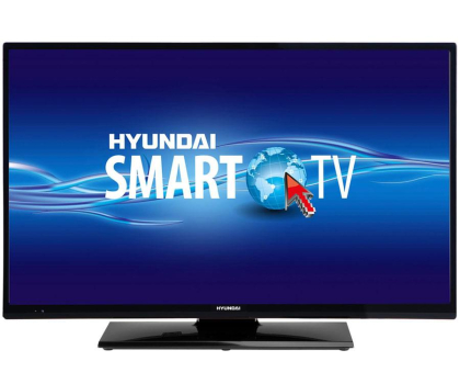 Hyundai HLN24T211 Smart HD 100Hz 2xHDMI USB DVB-T/C (HLN24T211SMART)